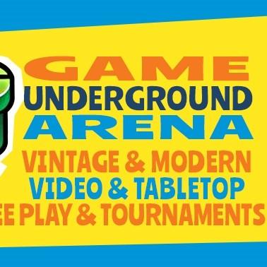 GAME UNDERGROUND ARENA