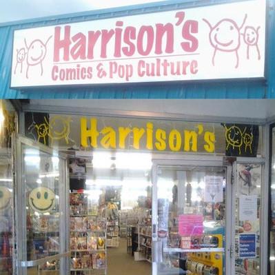 Harrison's Pop Culture