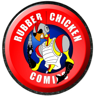 RUBBER CHICKEN COMICS