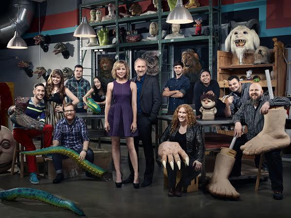 Creature Shop cast