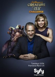 creature shop challenge