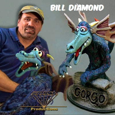 BILL DIAMOND - July 3-5, 2020 & Nov. 27-29 Shows