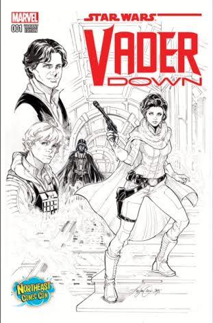 STAR WARS Phantom Variant Comic Book