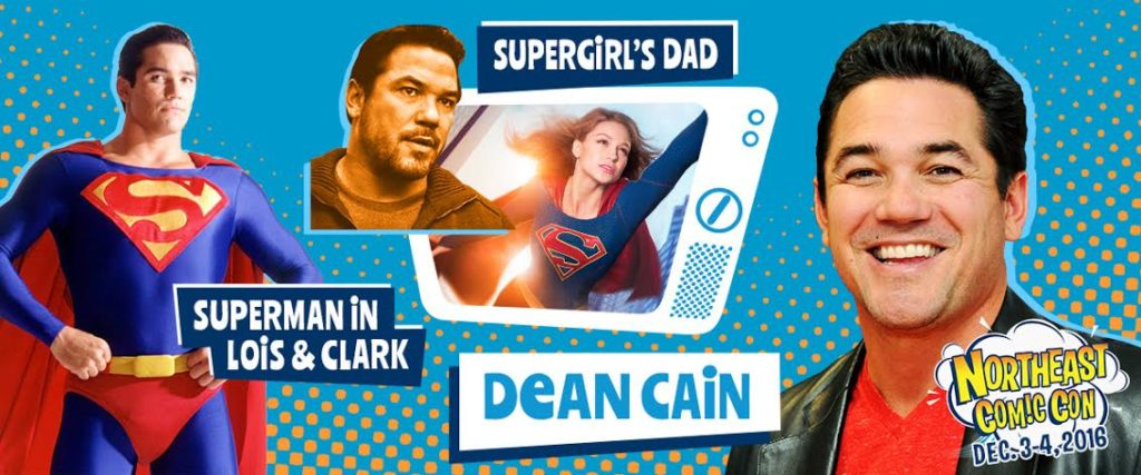 NorthEast Comic Con Welcomes DEAN CAIN