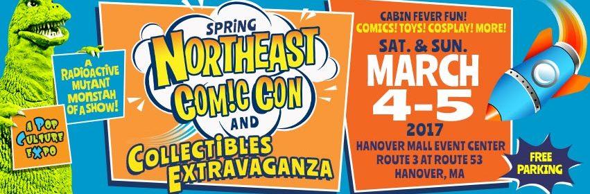 BATMAN at Spring Northeast Comic Con March 4-5 Hanover