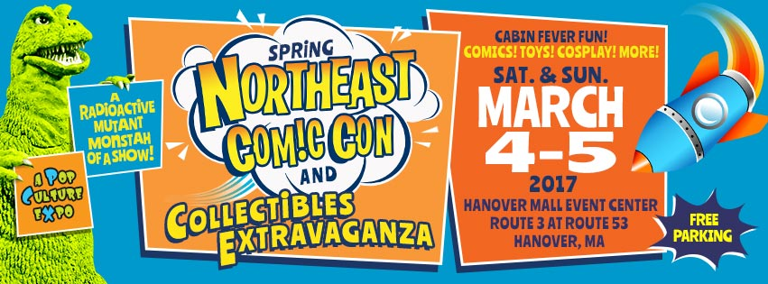 BATMAN at Spring Northeast Comic Con March 4-5 Hanover