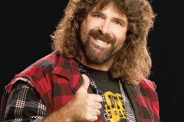 NEComicCon March 4-5 Presents MICK FOLEY