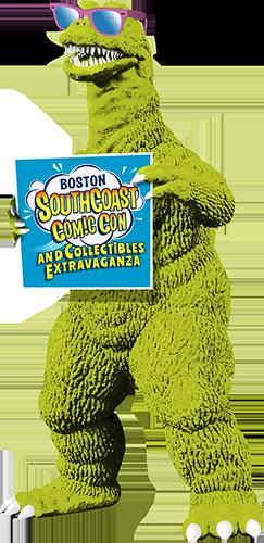 Boston SouthCoast Comic Con