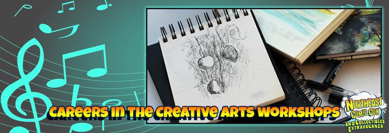 Careers in the Creative Arts workshops