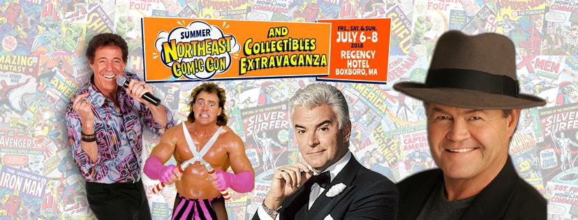 Collectibles Extravaganza & Celebrity Guests