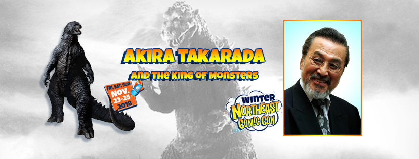Akira Takarada and the King of Monsters