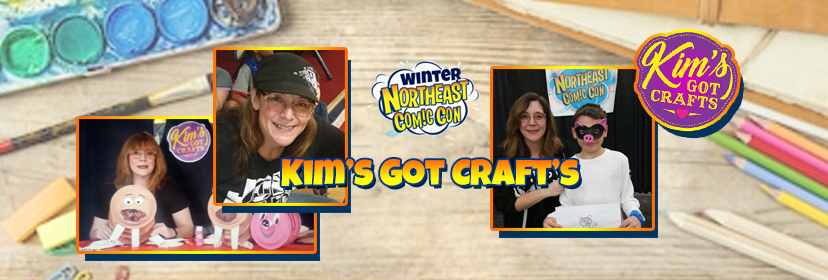 Kim Luiso Gets Crafty with Kim's Got Craft's this November 23-25