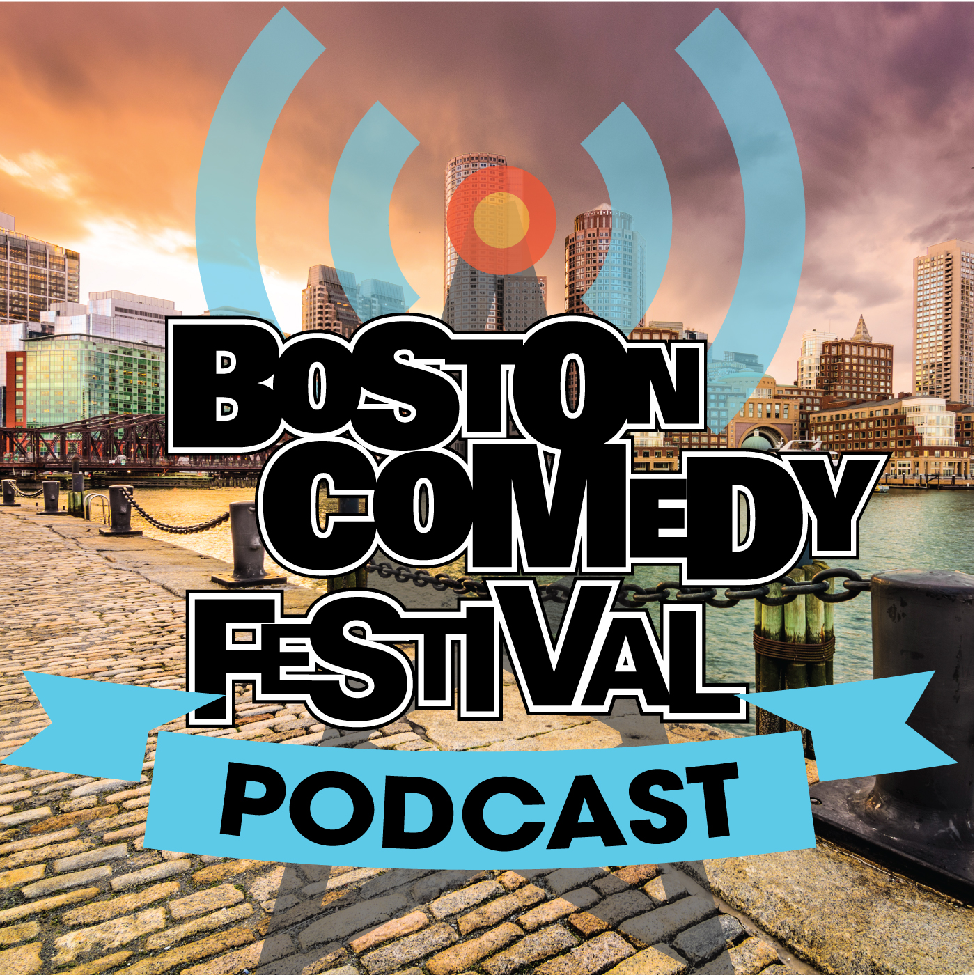 BOSTON COMEDY FESTIVAL Podcast LIVE