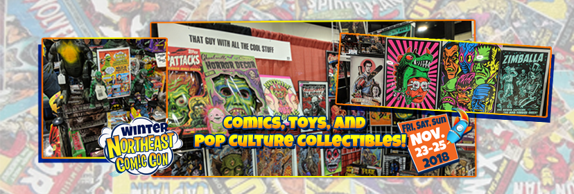Collect Some Pop Culture this November 2018