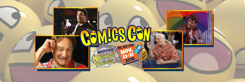 ComicsCon added to NorthEast ComicCon Nov. 23-25