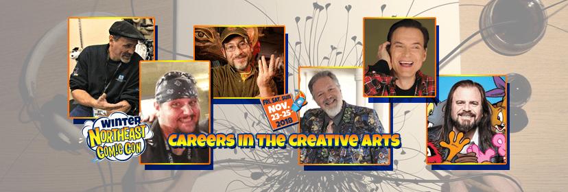Careers In The Creative Arts