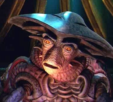 Pilot from Farscape