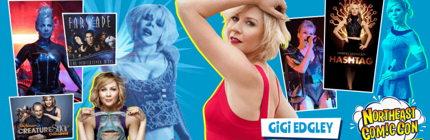 Farscape's Gigi Edgley & Pilot Appear at NEComicCon March 15-17