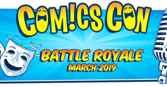 ComicsCon Battle Royale