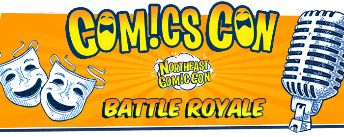 ComicsCon Comedy Battle Royale November 2019