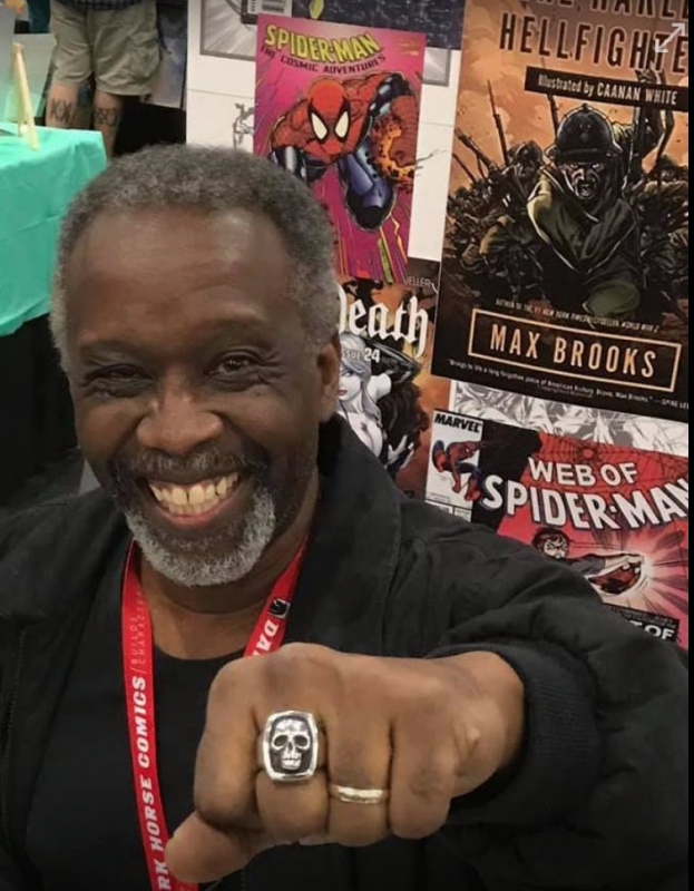 Comic Artists Keith Williams, Joe St. Pierre, Tim Jones at NorthEast ComicCon