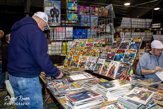 NorthEast ComicCon March 13-15, 2020 Exhibit Space On Sale