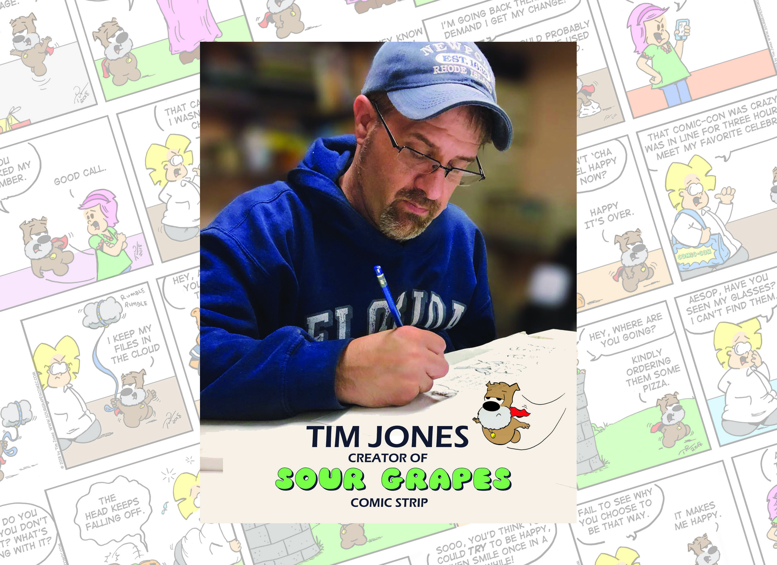 TIM JONES - July 2-4, 2021 Show