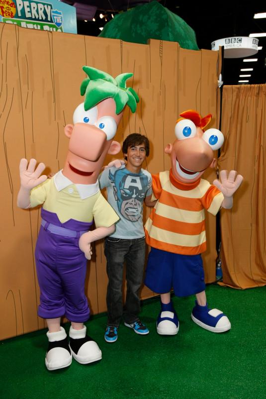 Vincent Martella - Phineas & Ferb