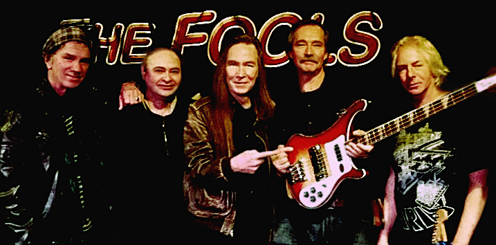 THE FOOLS In Concert - Sat. July 3rd - 9:00 pm