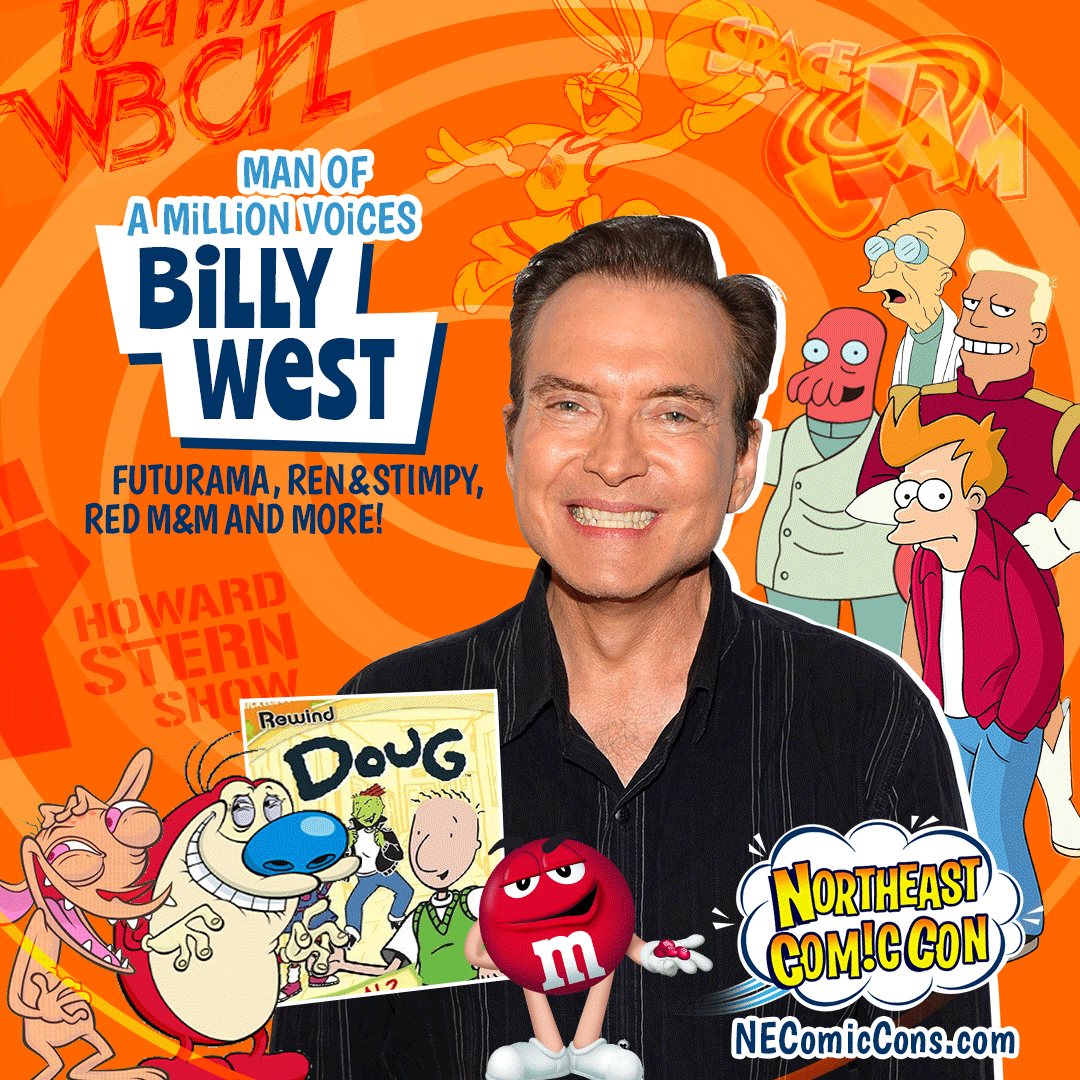 BILLY WEST - July 2-4, 2021 Show