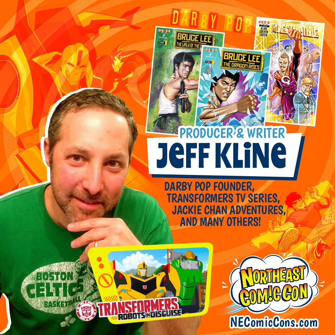JEFF KLINE - March 2022 show
