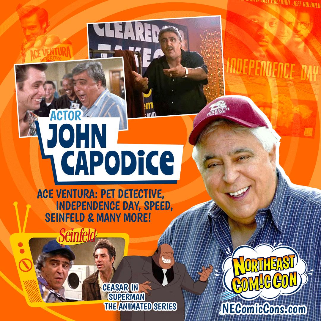 JOHN CAPODICE - July 2-4, 2021 show