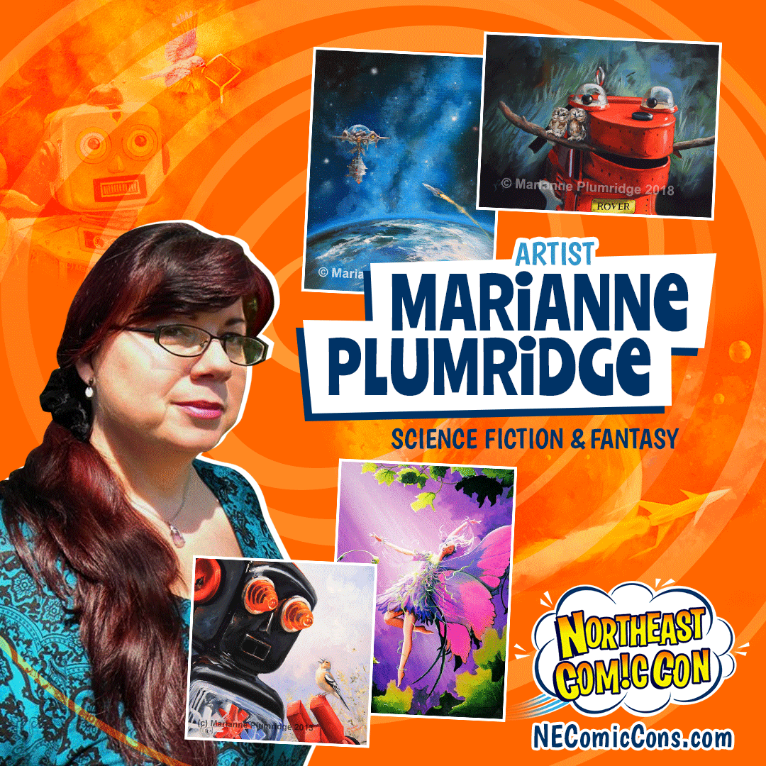 MARIANNE PLUMRIDGE - July 2-4, 2021 show