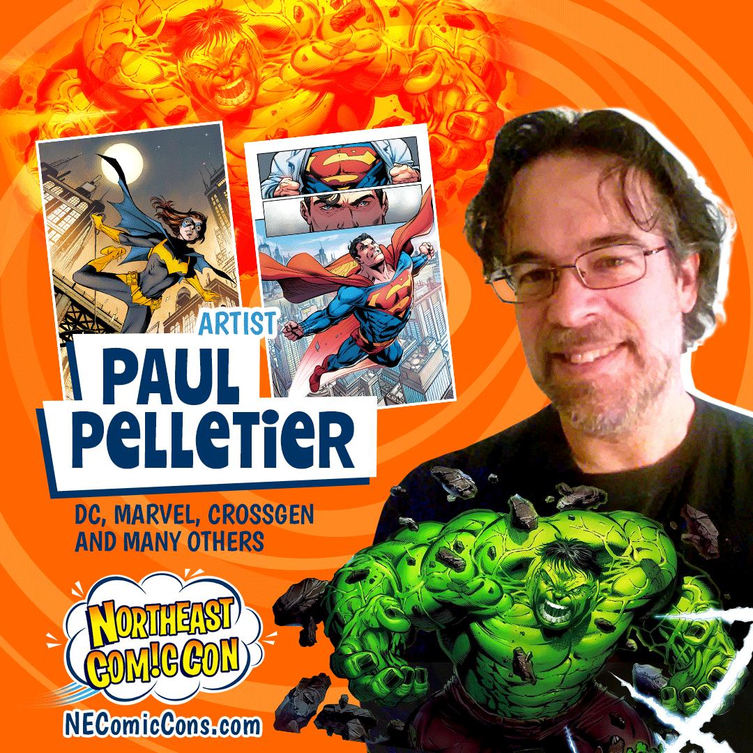 PAUL PELLETIER - July 2-4. 2021 show
