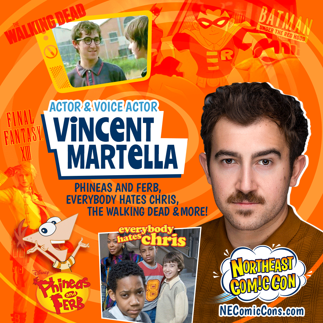 VINCENT MARTELLA - July 2-4, 2021 Show