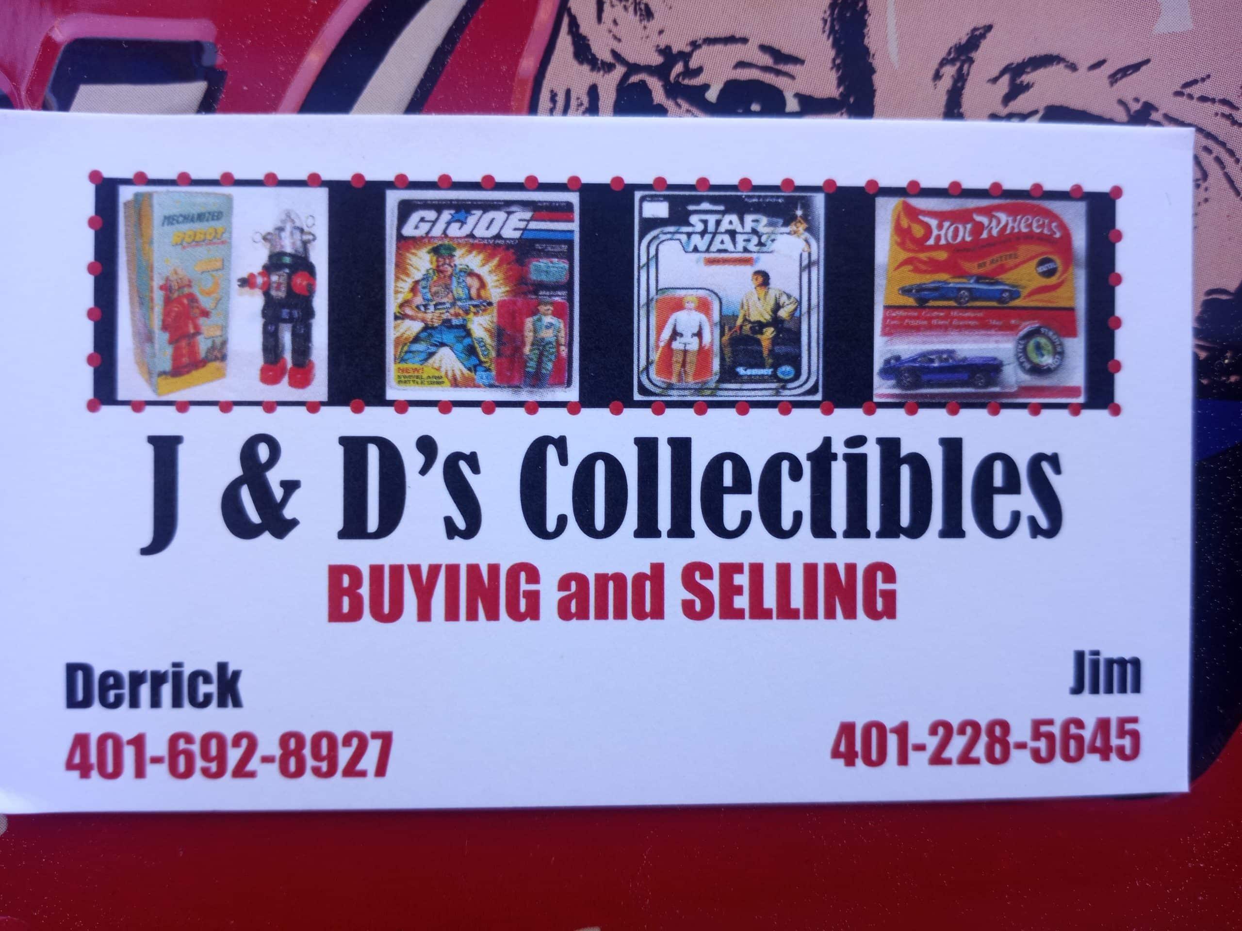 J & D Collectibles