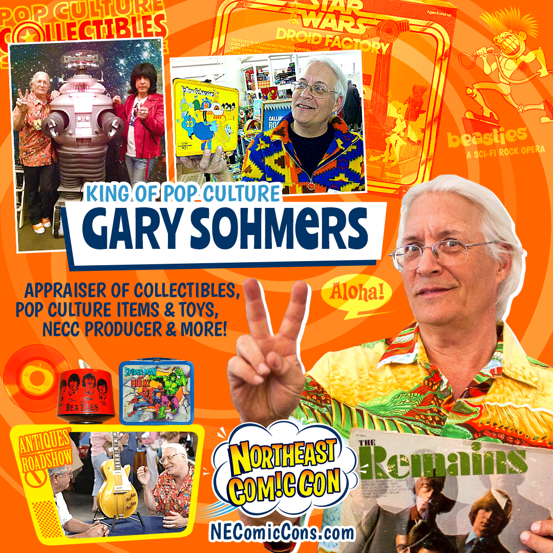 GARY SOHMERS - July 2-4, 2021 Show