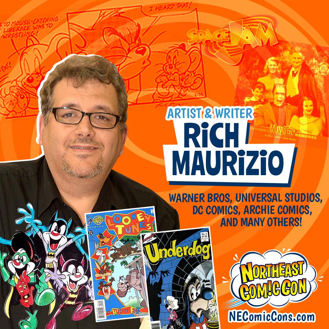 Richard Maurizio - Nov. 26-28, 2021 show