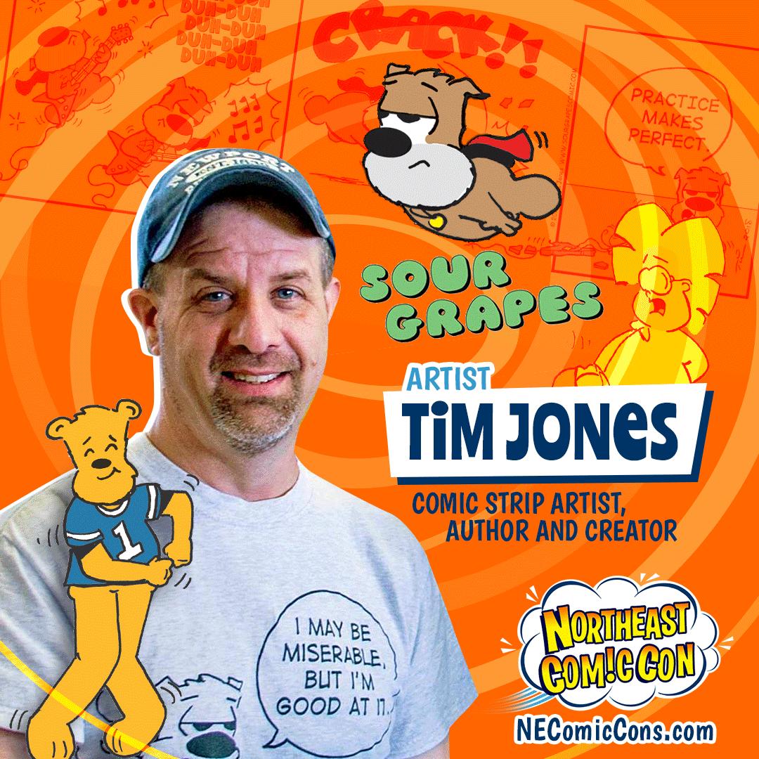 TIM JONES - Nov. 26-28, 2021 show