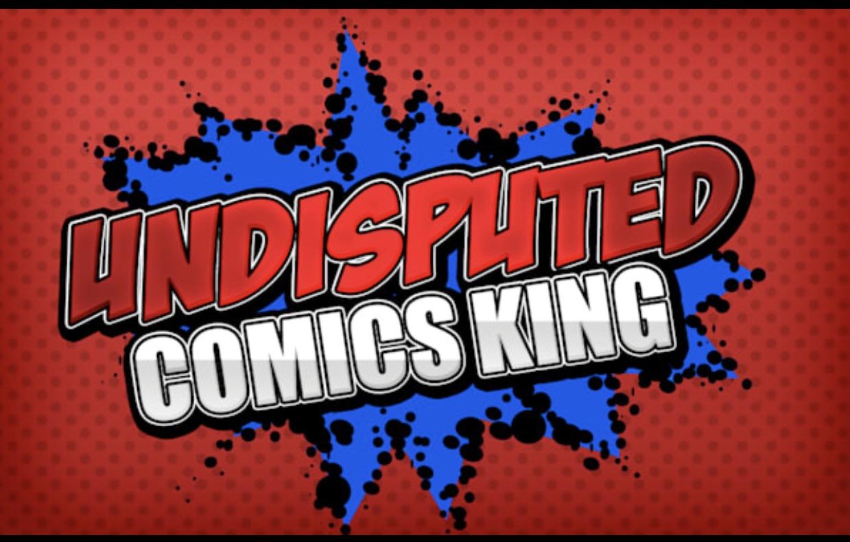 Undisputed Comics King
