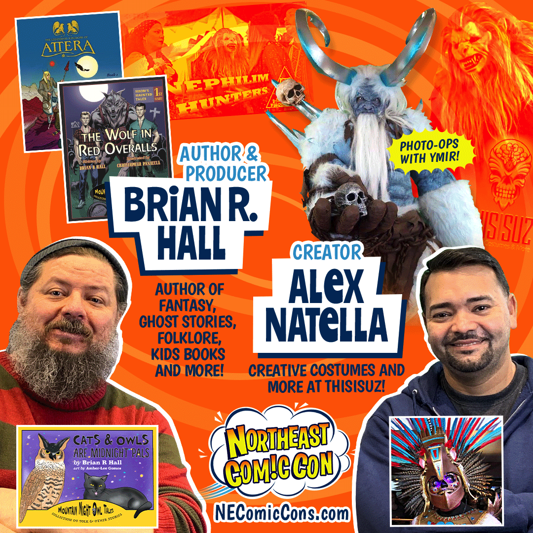 BRIAN R. HALL - July 2-4, 2021 show