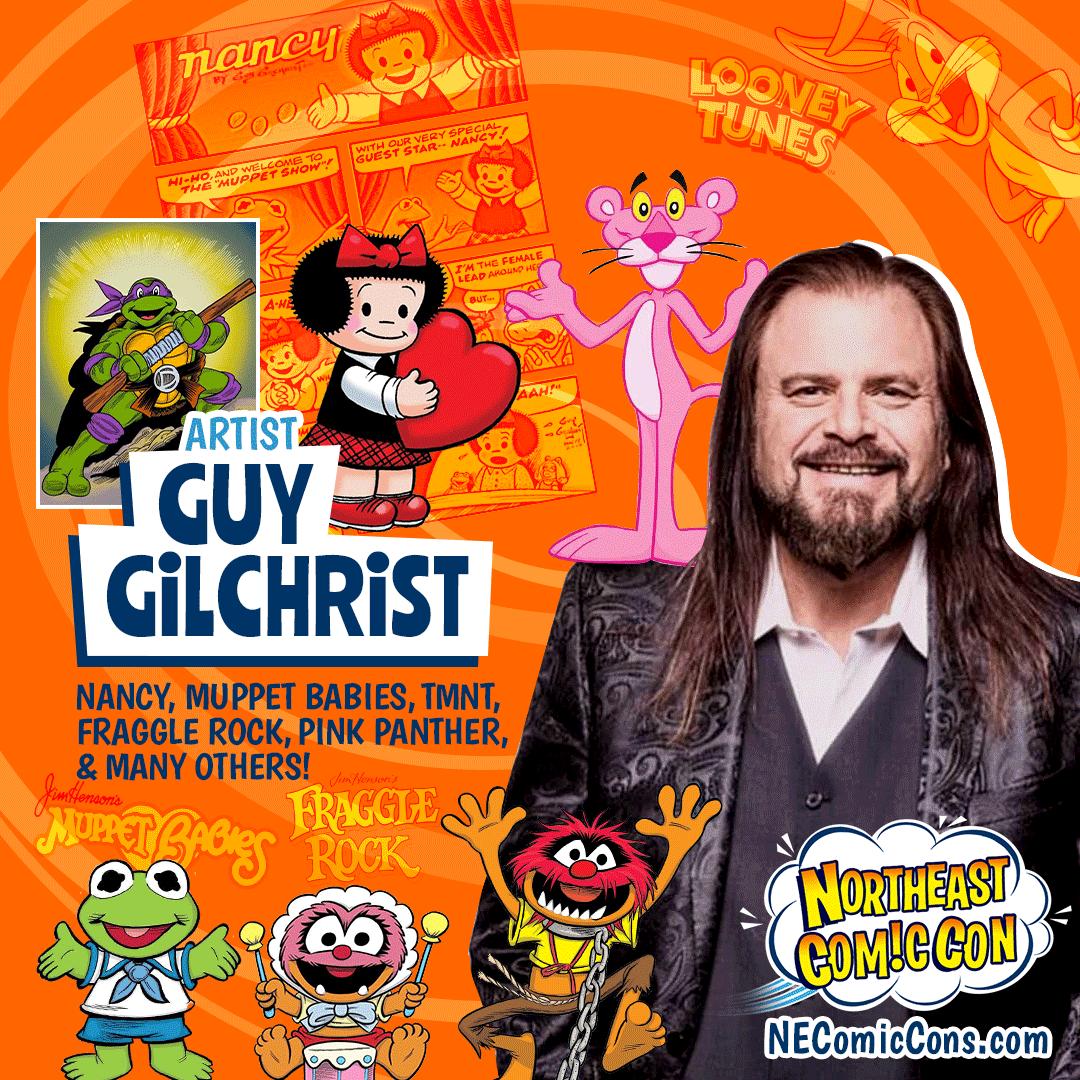 GUY GILCHRIST - Nov. 26-28, 2021 show